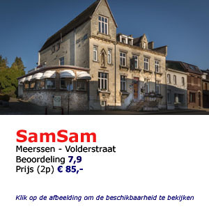 Bed and breakfast samsam Maastricht