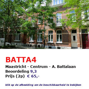 Bed and breakfast batta4 Maastricht