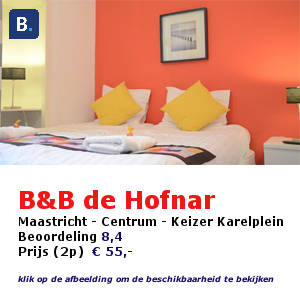 Bed and breakfast de Hofnar Maastricht