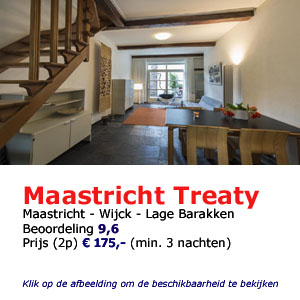 bed and breakfast maastricht treaty